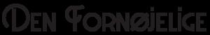 Den Fornøjelige logo