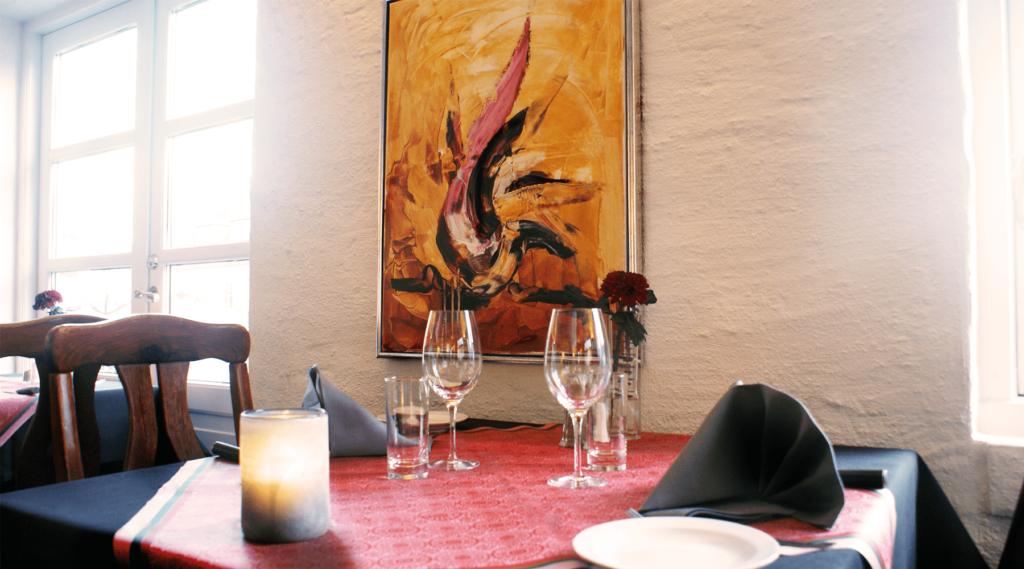Restaurant, Den Fornøjlige, Ålbæk, Skagen, mad ud af huset, take away, selskab